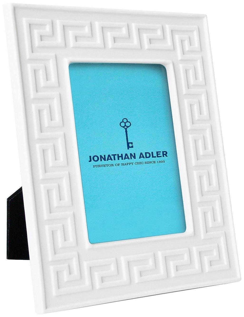 Jonathan Adler Women's Greek Key Frame