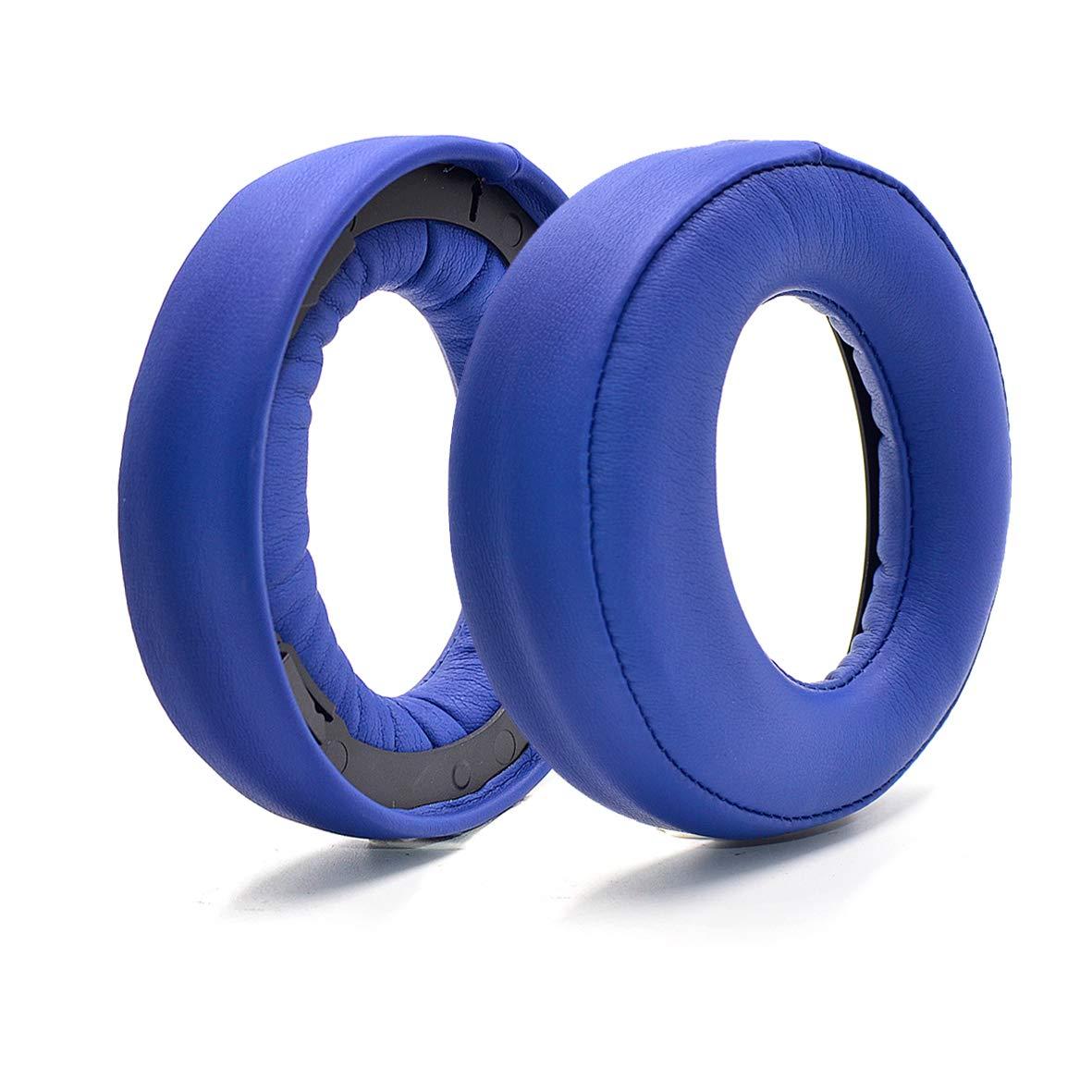 Almohadillas Auriculares Ps3 Ps4 Gold Cechya-0083 azules