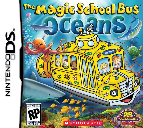 Magic School Bus Oceans - Nintendo DS (Nintendo Ds Toddler)