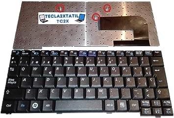 Teclado para Samsung N110 N130 N140 NP-N110 NP-N130 NP-N140 ...