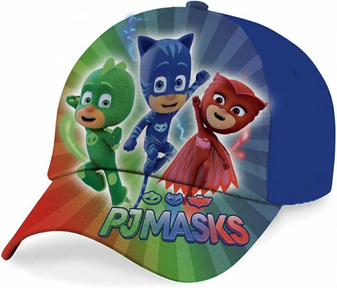 Coriex Kinder PJ Masks M/ütze Mehrfarbig M