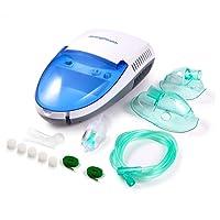 Inhalador eléctrico Inhalador para niños y bebé,Bebe y Adulto, Para Inhalación De Medicamentos Líquidos
