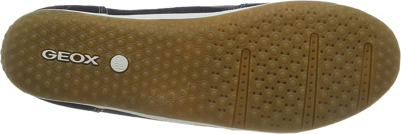 Geox D Vega A Sneakers Basses Femme