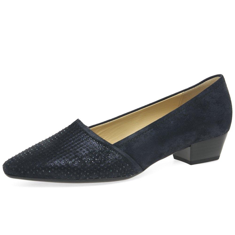 Zapatos Casuales De Mujer De Azalea Gabor 37.5 EU|Atlantic Metallic Caru