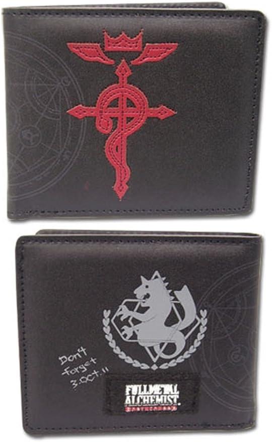 Fullmetal Alchemist Brotherhood Mother Alchemy Wallet at ...
