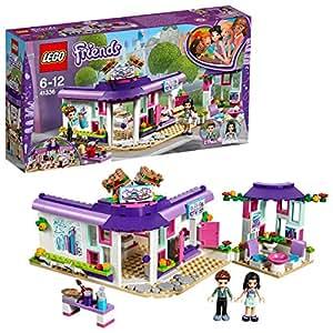 LEGO Friends Emma's Art Café 41336 Building Set