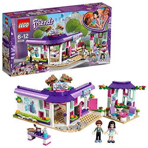 Bottle Cafe Shop (Lego Friends 41336 Emmas Artists39; Café)