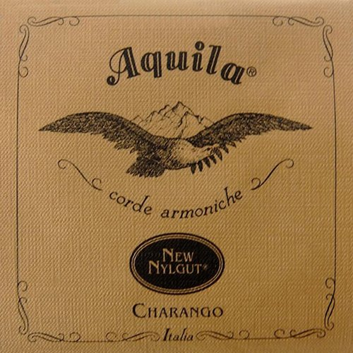 Aquila 1CH Charango 10-string Set (in octave), Medium Tension