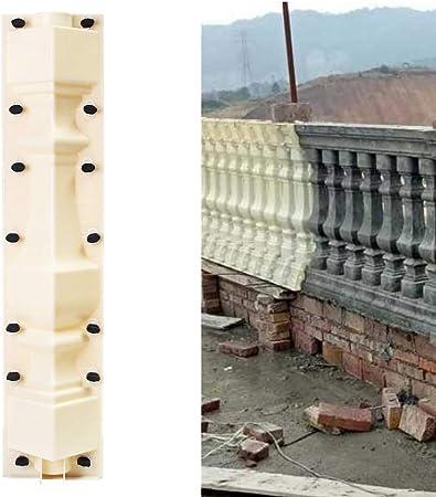 80cm Roman Column Railing Concrete Plaster Fence Casting Mould Balustrades Mold