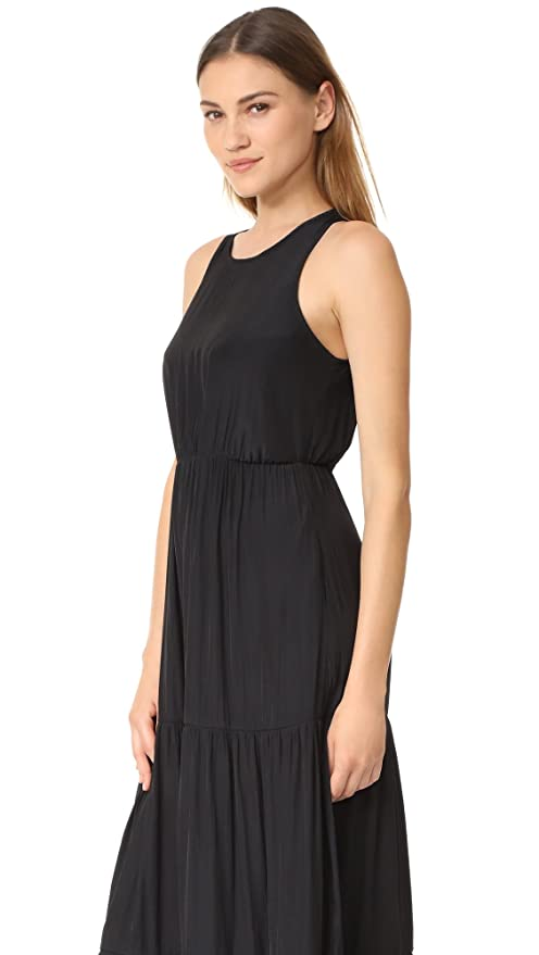 4436a278265 Amazon.com  Splendid Women s Tiered Maxi Dress  Clothing