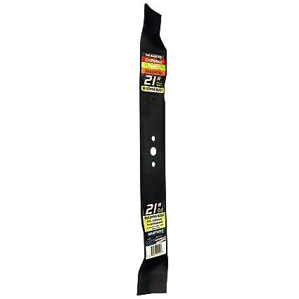 Amazon.com: MaxPower 331737S - Cuchilla para cortadora de ...
