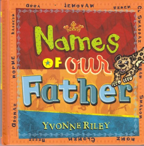 Names of Our Father (Trinity Trilogy)