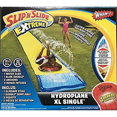 Wham-O Slip and Slide Extreme- Hydroplane, X-Large, Single: Toys & Games