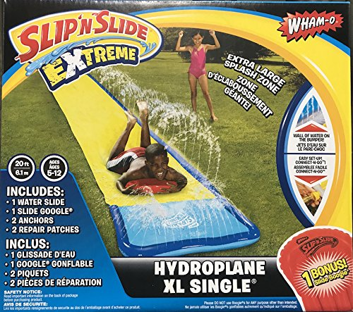 Wham-O Slip and Slide Extreme- Hydroplane, X-Large, Single by Wham-O