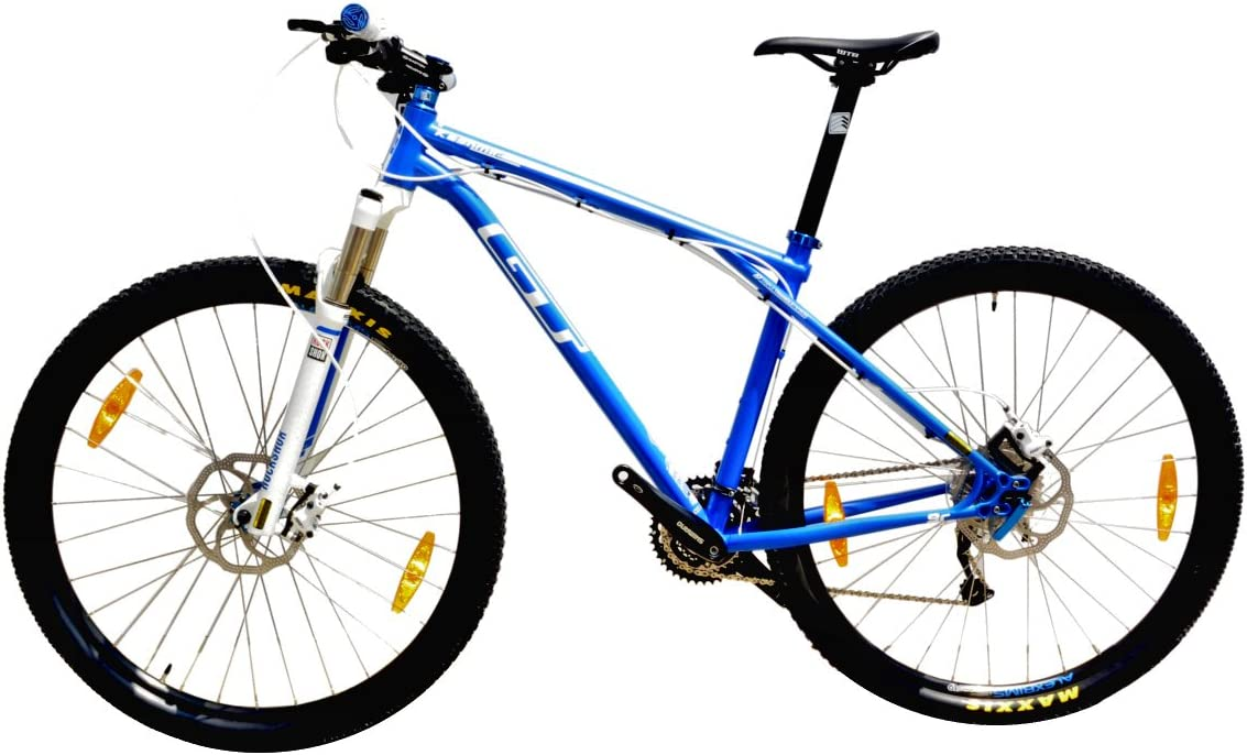 GTT Hombre GT Bicicleta Kashmir 9R 3.0 Talla M Mountain Bike Cross Bike Bike Cilindro de Hombre: Amazon.es: Deportes y aire libre