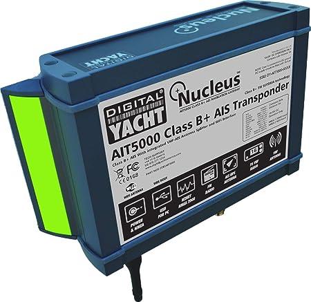 AIT5000 - AIS Transpondedore con un Divisor de Antena VHF-AIS ...