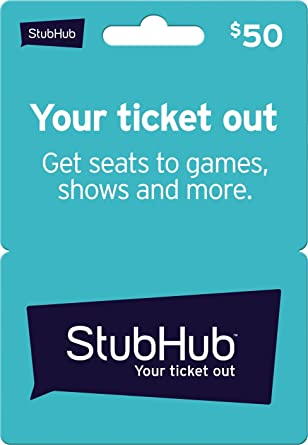 Stubhub - Which one Out Does the Other?