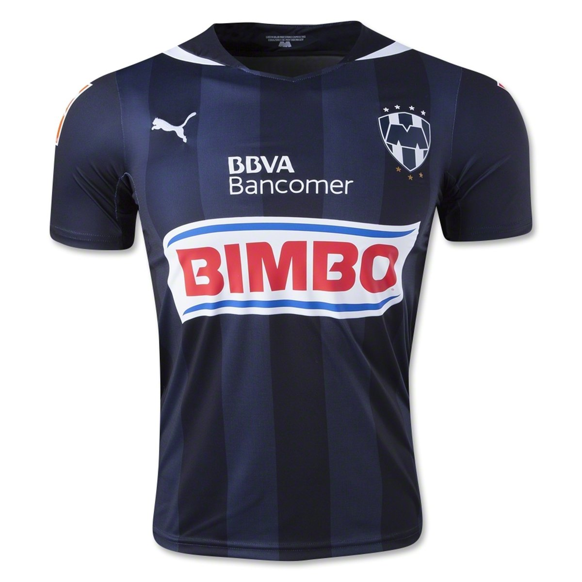 more photos 21b41 6ed70 Amazon.com : PUMA Monterrey Away Jersey 14/15 : Sports ...