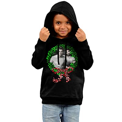 PliPaLa Children's Hoodie The Chainsmokers Christmas Black