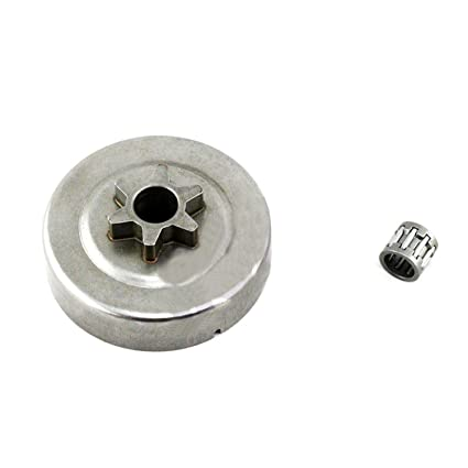 Podoy 6T Clutch Drum Chainsaw for STIHL 021 023 025 MS230 MS250 Chainsaw  Parts 3/8 inches Assembly