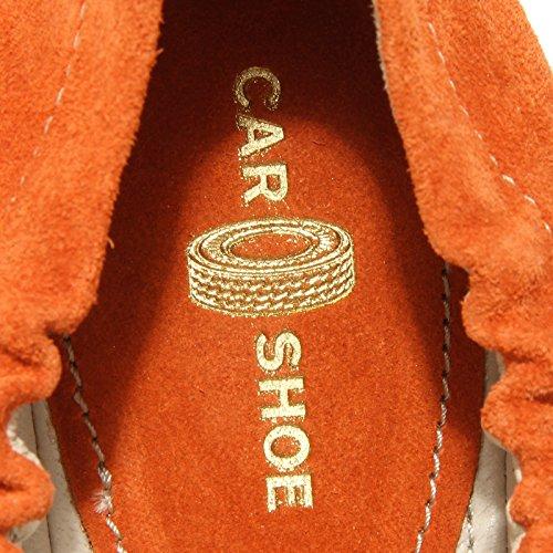 42513 Shoe Scarpe Ballerine Donna Car Women Arancione Shoes CrtHCwq