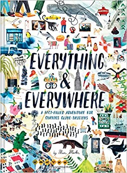 Descargar Torrents Castellano Everything & Everywhere: A Fact-filled Adventure For Curious Globe-trotters Epub Gratis