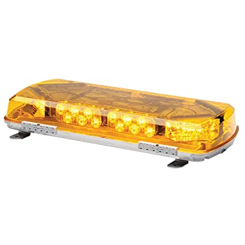 Amazon whelen engineering century series super led mini whelen engineering century series super led mini lightbar 16quot permanent mount amber mozeypictures Image collections