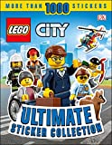 img - for Ultimate Sticker Collection: LEGO CITY (Ultimate Sticker Collections) book / textbook / text book