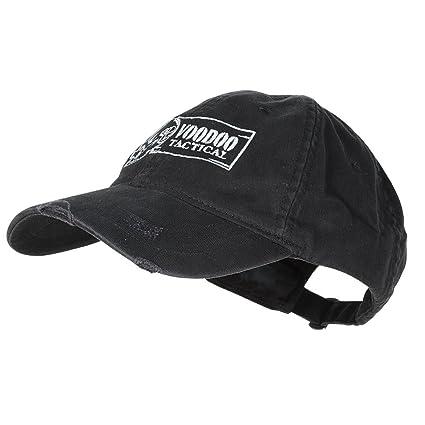 1fe5a5ddbc2b46 Amazon.com: VooDoo Tactical 20-9652001000 Men's Distressed Cap ...