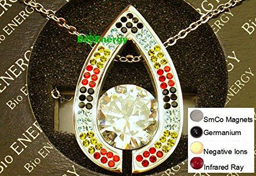 Powerful Pendant Necklace Balance Magnetic