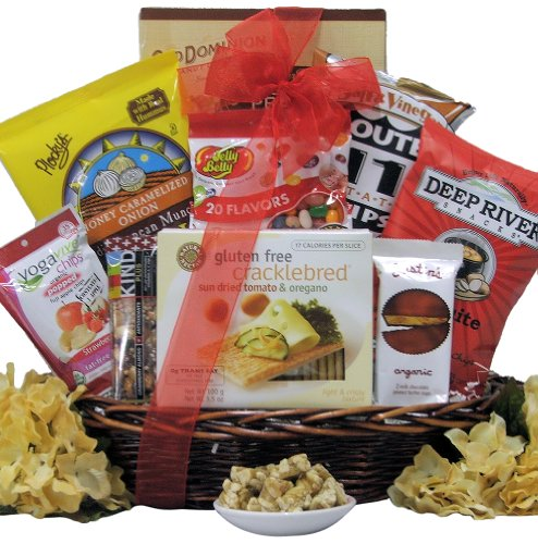 Great Arrivals Gluten Free Gourmet Gift Basket