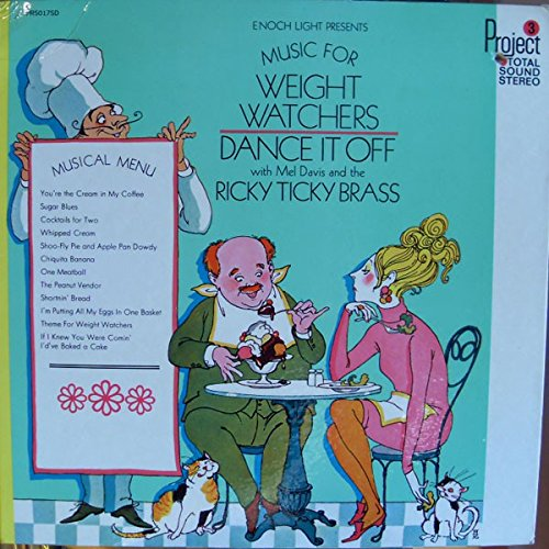 Price comparison product image music for weight watchers LP