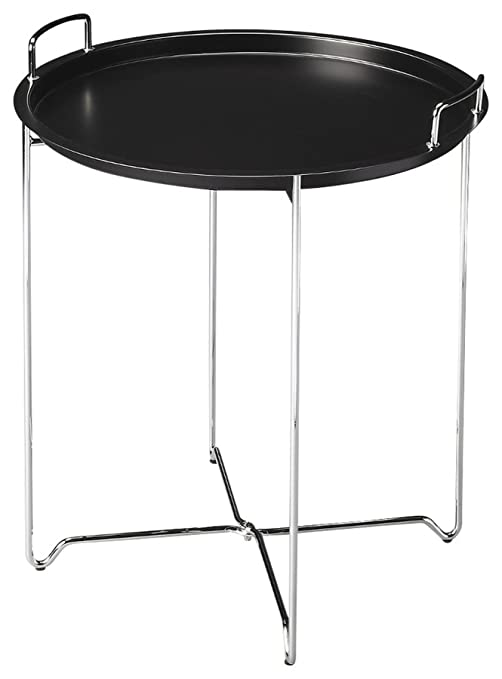 Butler Round Tray Table