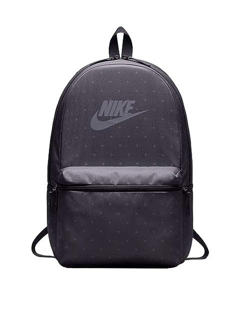 Nike Nk Heritage Bkpk-AOP, Mochila Unisex Adultos, Multicolor Slate/Ashen SL