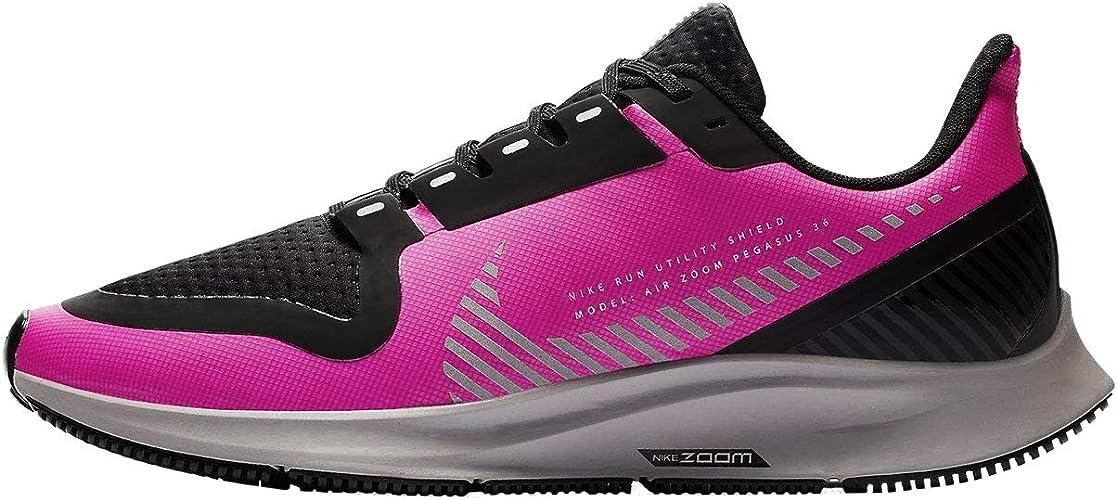 NIKE W Air Zoom Pegasus 36 Shield, Zapatillas de Running para Mujer: Amazon.es: Zapatos y complementos