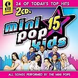 Image of Mini Pop Kids #15 Double CD Pkg (2017 Release)