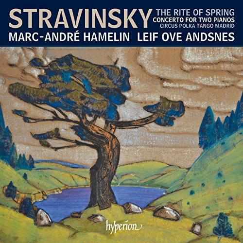 - Stravinsky: The Rite of Spring & other works for two pianos four hands