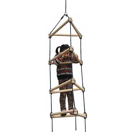 Amazon Com Swing N Slide Ne 3023 Triangle Rope Ladder Swing Set