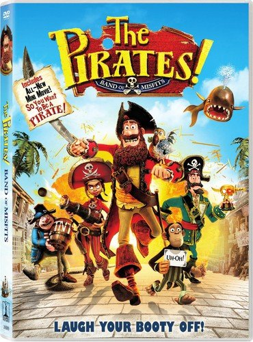 The Pirates! Band of Misfits -
