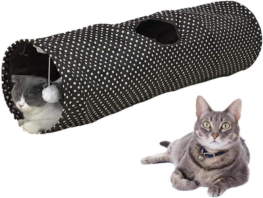 equival Gato T/únel Gatos Sonajero T/únel Gato Largo Juguete Conejo Juguete Juguete Gato Cuatro Estaciones Universal Gato Divertido Juguete Extra/íble Y Lavable Cosy