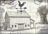 Farmhouse Fresh Valance