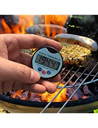 PickUp AMRNDY Pen-type Circular dial Instant Read Digital Cooking Thermometer with Auto Shut-Off for Meat, Grill, BBQ... occupation