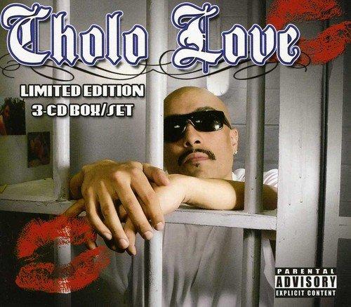 CD : Hipower Entertainment - Cholo Love (3PC)