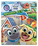 #7: Puppy Dog Pals Puppy Dog Pals Mission: Fun: A Lift-the-Flap Book