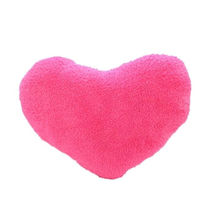 Amazon.com: wantop colores suave Amor Forma De Corazón ...