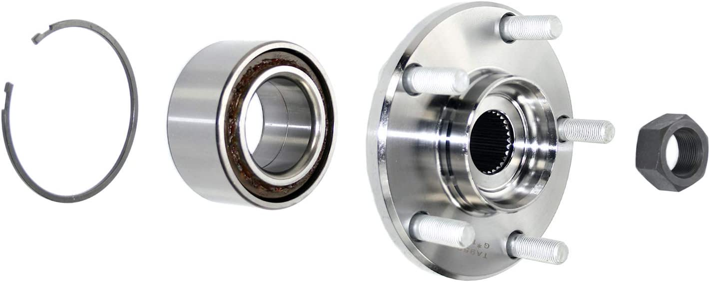 DuraGo 29596002 Front Wheel Hub Kit