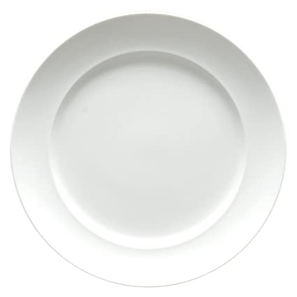 Fortessa Fortaluxe Superwhite Vitrified China Dinnerware Cassia 11-3/4-Inch Dinner  sc 1 st  Amazon.com & Amazon.com | Fortessa Fortaluxe Superwhite Vitrified China ...