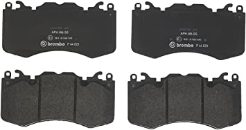 Front Brake Pad Set BREMBO P 78 004