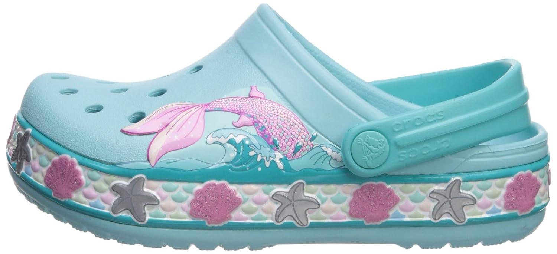 Bambini Zoccoli Unisex Crocs Crocsfl Mermaid Band Clog K