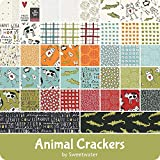 Sweetwater Animal Crackers Jelly Roll 40 2.5-inch